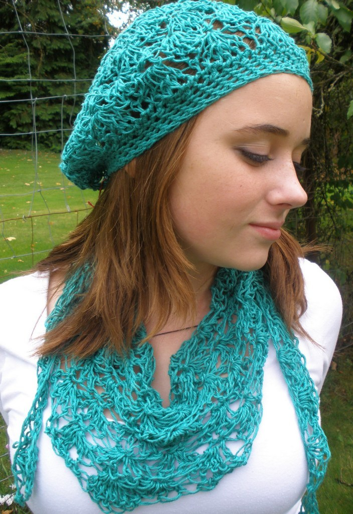 Swirl Tam Hat - Crochet -- Learn How to Crochet -- Find Free