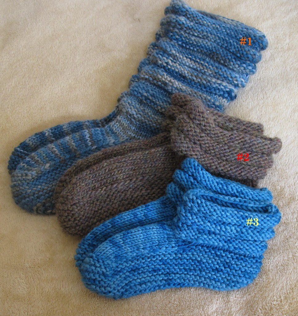 Mukluk Knitting Pattern : PATTERNFISH - the online pattern store