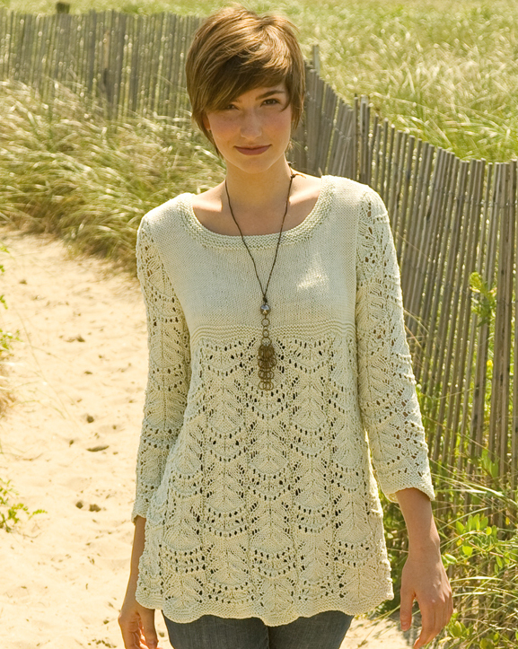 Knitting Patterns For Baby Tunics : PATTERNFISH - the online pattern store